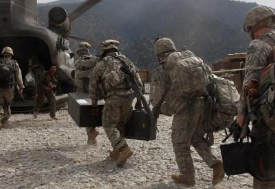 美专家评美国在阿富汗撤军