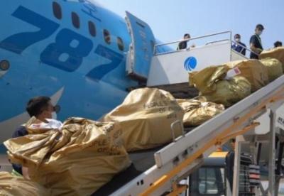 山西首条定期国际货运直航航线正式开航