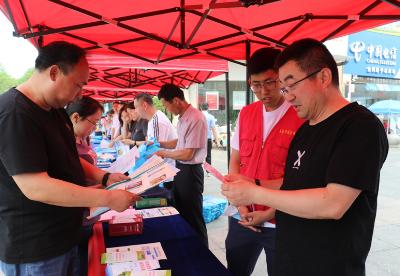 安徽滁州:构建信用应用新机制  推动信用建设高质量发展