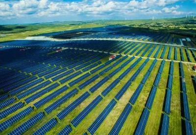 """聚焦能源电力行业低碳转型 中国能建发布白皮书践行""""30·60""""目标"""