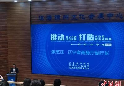 辽宁推动数字经济应用场景 打造大数据赋能新业态