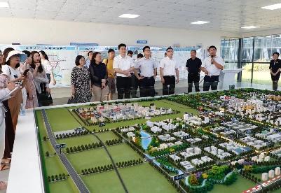 专家齐聚合肥蜀山为国家级经济技术开发区把脉支招