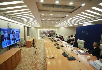 中国—印尼高级别对话合作机制抗疫和公共卫生专题秘书长会晤
