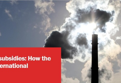 改革全球化石燃料补贴:美国如何重启国际合作