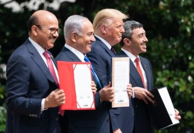 """专家称美国正在破坏""""亚伯拉罕协议"""""""