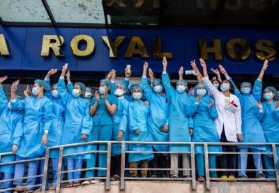 印智库:缅甸政变后遭遇第三波疫情