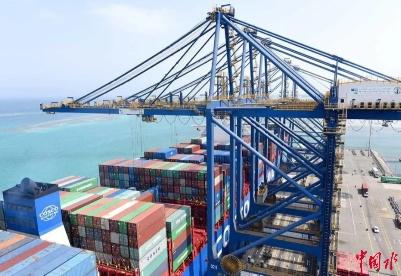 中远海运港口收购沙特红海门户码头20%股份顺利交割