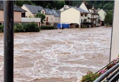 德国洪水:共同为危机做好准备