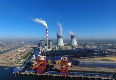 中国电建投资建设的卡西姆电站累计发电量突破300亿千瓦时