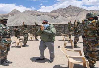 印智库:新冠肺炎疫情对印度军队的影响