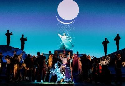 哥伦比亚国家台播出中国原创舞剧