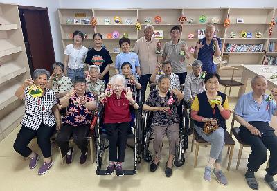 安徽凤阳:养老服务和智慧养老民生工程助力乡村振兴