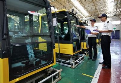 """山东工程机械企业加快布局""""一带一路""""国际市场"""