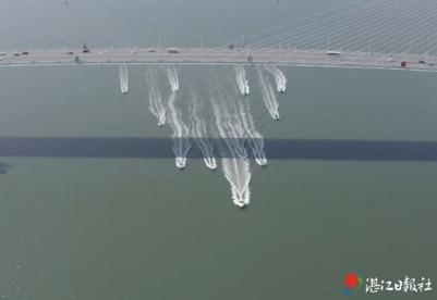 首届广东国际海洋装备博览会宣传片开拍