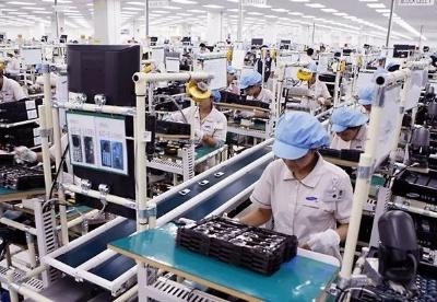 上半年越南货物出口总额约达1576.3亿美元