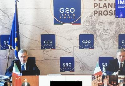 意专家:G20举措促进疫后复苏和全球金融稳定