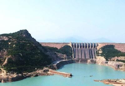 中国电建承建的巴基斯坦最大水电站塔贝拉五期扩建工程开工建设