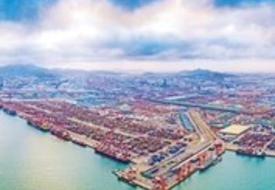 上半年青岛外贸增量超千亿元