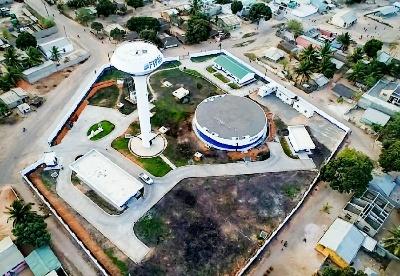 中国电建承建的莫桑比克纳卡拉市重点综合供水工程收官