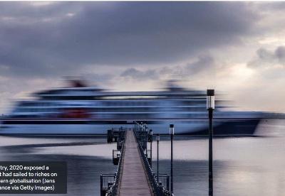 疫情下的邮轮业:即将迎来暴风雨式冲击