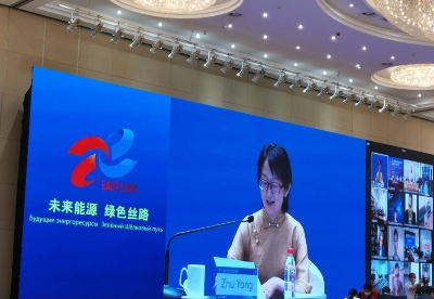 未来能源 绿色丝路——中国新疆与中亚国家新能源合作线上国际论坛成功举办