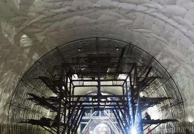 印尼雅万高铁全线第二长隧道顺利贯通