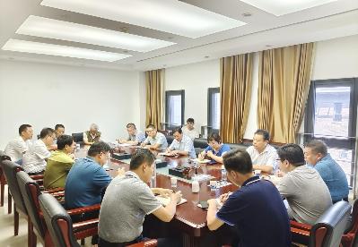 """安徽凤阳:""""企业管家""""贴心服务助推经济发展"""