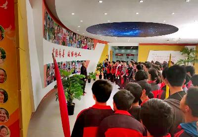 蚌埠固镇:让文明之花在谷阳大地绽放