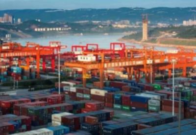 重庆外贸保持高速增长态势