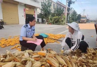 """安徽泗县司法局大力开展群众安全感满意度""""双提升、双进位""""专项行动"""