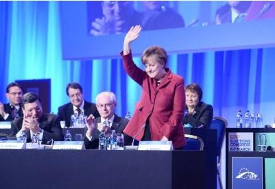 欧洲人对大选后德国的期望