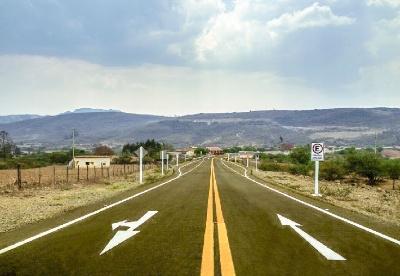 中国电建承建的玻利维亚国家级公路项目竣工验收