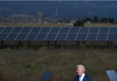 专家称美国的清洁能源政策或引发贸易冲突