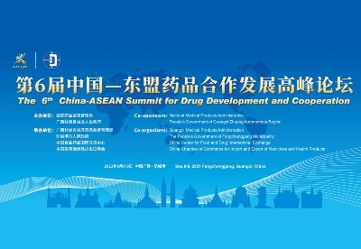 第6届中国—东盟药品合作发展高峰论坛