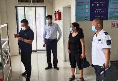 安徽固镇县市场监管局开展秋季学校食品安全专项检查