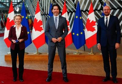 加拿大的跨大西洋议程