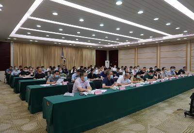 2021世界数字经济大会、宁波时尚节筹备工作会议召开