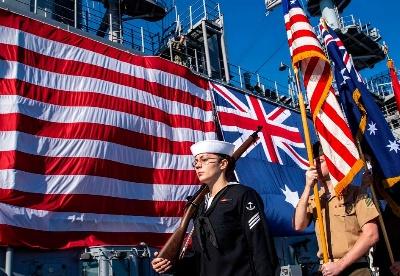 澳美英联盟:澳大利亚的退步