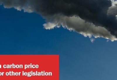 美智库分析为什么美国要设定碳价格