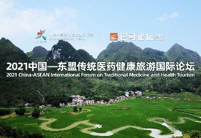 2021中国-东盟传统医药健康旅游国际论坛