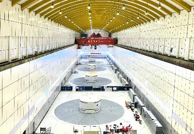 国内首个百万千瓦级EPC水电项目提前一年全投发电