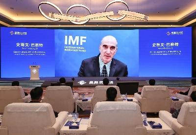 IMF驻华首席代表史蒂文·巴奈特:共同努力确保低收入国家快速复苏