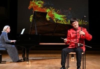 """""""中国音乐之旅""""系列活动在卢森堡拉开帷幕"""