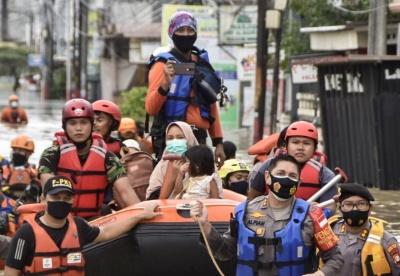美智库分析东南亚气候变化带来的安全挑战