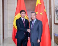 China, Kyrgyzstan vow to strengthen practical cooperation under BRI