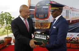 China, Kenya relations have developed with deep roots: Chinese envoy