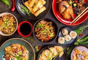Asian food festival opens in Chengdu