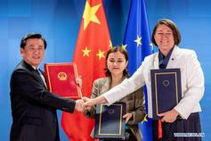 China, EU sign milestone agreements on civil aviation cooperation
