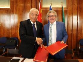 MoU on China-Ireland STI cooperation signed in Dublin