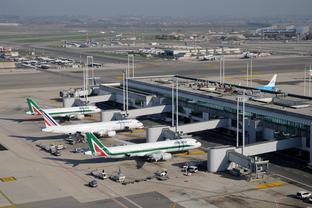 Three Chinese companies land at the hub of Fiumicino airport